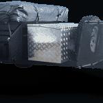 The Trooper S2 Soft Floor Camper Trailer | Platinum Campers