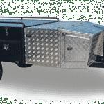 The Quest S3 Off-Road Camper Trailer   Platinum Campers