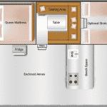 chariot floor plan