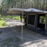 Cadet SE Open Tent and Awning | Platinum Campers