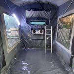 Cadet SE Camper Trailer - Open Tent