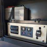 Cadet SE Camper Trailer - Power Management System