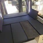 Chariot - internal Seats Down