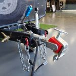 Chase S3 Camper Trailer Polyblock Hitch | Platinum Campers