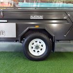 Chase S3 Camper Trailers - Off-Road Tyres | Platinum Campers