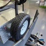 Chase S3 Camper Trailer - Spare Wheel | Platinum Campers