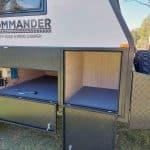 Cmmander - Side Storage