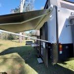Commander Hybrid Camper Trailer - Electric Awning