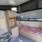 Commander Hybrid Camper Trailer - Bunk Beds