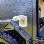 Commander Hybrid Camper Trailer - Charging Port