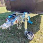 Commander Hybrid Camper Trailer - 750KG Jockey Wheel