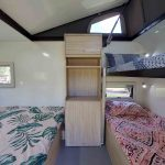 Commander Hybrid Camper Trailer - Internal Storage unit