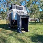 Commander Hybris Camper Trailer - External Shower