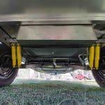 Commander Hybrid Camper Trailer - Stainless Steel Water Tanks