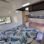 Commander Hybrid Camper Trailer - Internal Living Space