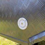 Commander Hybrid Camper Trailer - Locked Water inlet