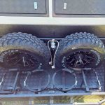 Commander Hybrid Camper Trailer - Spare Wheels
