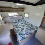 Commander Hybrid Camper Trailer - Innerspring Queen Mattress