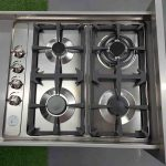 The Discovery Forward Fold Camper Trailer - 4 Burner Gas Stove Top