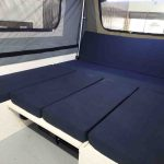 The Discovery S3 Camper Trailer - Second Sleeping Area