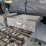 Pantry Draw - The General S3 Camper Trailer