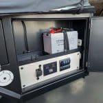 Power Management System - The General S3 Camper Trailer - Platinum Campers