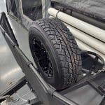 Spare Wheel - The General S3 Camper Trailer