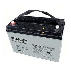 Titanium Battery