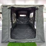 The Trooper S2 Soft Floor Camper Trailer - Wide Large Open Tent