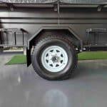 The Trooper S2 Soft Floor Camper Trailer - Off-Road Wheels