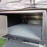 The Trooper S2 Soft Floor Camper Trailer - Large Storage Space