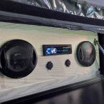 The Warrior S3 Camper Trailer - Bluetooth Stereo