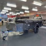 The Warrior S3 Off-Road Camper Trailer - Closed Front