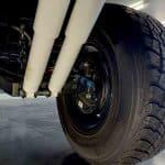 The Warrior S3 Camper Trailer - Off-Road Suspension