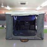 The Warrior S3 Camper Trailer - Open Front Tent