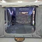 The Warrior S3 Camper Trailer - Large Open Tent Area - Closed